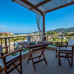 Отель Villa Doxa Греция, Ситония - отзывы, цены и фото номеров - забронировать отель Villa Doxa онлайн балкон
