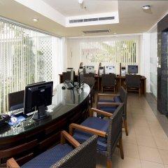 Отель Laguna Holiday Club Phuket Resort пляж Банг-Тао интерьер отеля фото 2