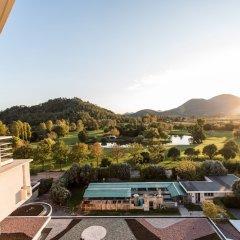 Отель Splendid Италия, Гальциньяно-Терме - 3 отзыва об отеле, цены и фото номеров - забронировать отель Splendid онлайн балкон