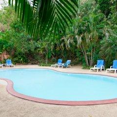 Отель Fullmoon Beach Resort бассейн