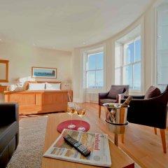 Отель A Room With A View Великобритания, Кемптаун - отзывы, цены и фото номеров - забронировать отель A Room With A View онлайн комната для гостей фото 4