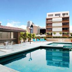 Отель Nh Collection Mexico City Reforma Мехико бассейн фото 2