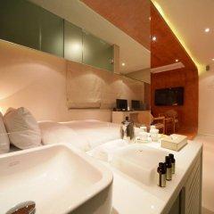 Отель Amare Южная Корея, Сеул - отзывы, цены и фото номеров - забронировать отель Amare онлайн ванная фото 2
