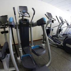 Отель Голден Пэлэс Резорт енд Спа Цахкадзор фитнесс-зал фото 3