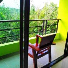 Отель Morrakot Lanta Resort балкон