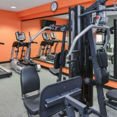 Отель Best Western Plus Cascade Inn & Suites фитнесс-зал