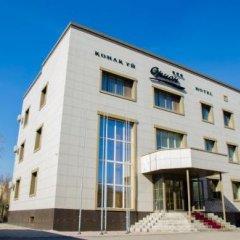 Гостиница Орион Отель Казахстан, Нур-Султан - 1 отзыв об отеле, цены и фото номеров - забронировать гостиницу Орион Отель онлайн вид на фасад