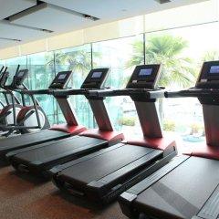 Отель One15 Marina Club Сингапур фитнесс-зал