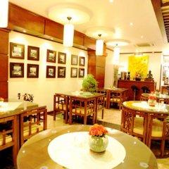 Отель Golden Lotus Hotel Вьетнам, Ханой - отзывы, цены и фото номеров - забронировать отель Golden Lotus Hotel онлайн питание фото 2