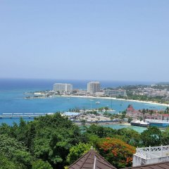 Отель Ocho Rios Getaway Villa at The Palms пляж фото 2