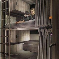 COO Boutique Hostel сейф в номере