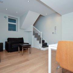 Апартаменты Chadwell Street Serviced Apartments Лондон комната для гостей фото 2