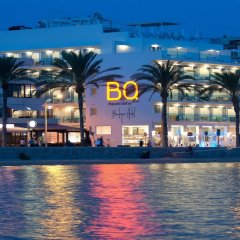 BQ Aguamarina Boutique Hotel пляж фото 2
