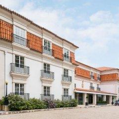 Отель Pousada de Condeixa-a-Nova - Santa Cristina парковка