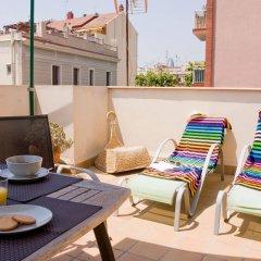 Апартаменты Feelathome Poblenou Beach Apartments Барселона балкон