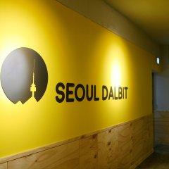 Отель Seoul Dalbit Dongdaemun Guesthouse интерьер отеля