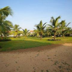 Отель The Calm Resort & Spa спортивное сооружение