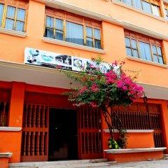Hotel Corona Zihua Сиуатанехо вид на фасад