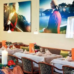 Отель Mercure Salzburg Central Австрия, Зальцбург - 3 отзыва об отеле, цены и фото номеров - забронировать отель Mercure Salzburg Central онлайн питание