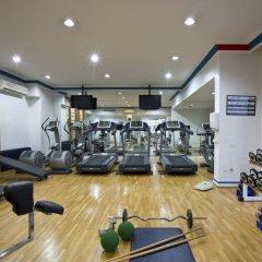 Le Royal Mansour Hotel фитнесс-зал фото 3