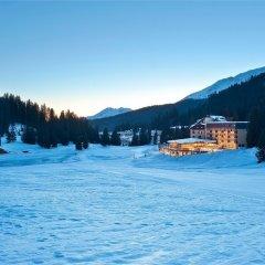 TH Madonna di Campiglio - Golf Hotel Пинцоло приотельная территория