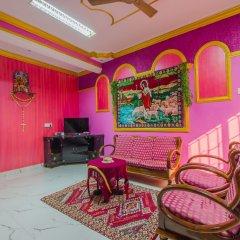 Отель OYO 12877 Home Cozy 2BHK Near Margao Гоа комната для гостей