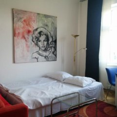 Апартаменты Apartments Maximillian комната для гостей фото 4