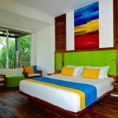 Отель Mermaid Hotel & Club Шри-Ланка, Ваддува - отзывы, цены и фото номеров - забронировать отель Mermaid Hotel & Club онлайн комната для гостей фото 2