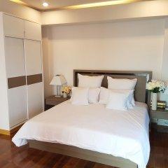 Отель S.E.T Thanmongkol Residence Бангкок комната для гостей фото 4