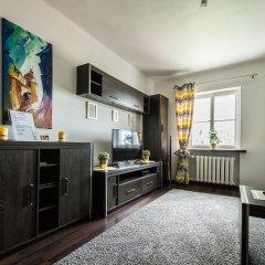 Апартаменты Elegant Apartment Old Town IV Варшава комната для гостей