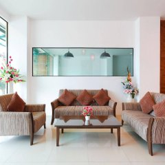 Sri Boutique Hotel интерьер отеля
