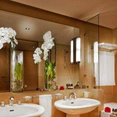Отель Le Diwan Rabat - MGallery by Sofitel Марокко, Рабат - отзывы, цены и фото номеров - забронировать отель Le Diwan Rabat - MGallery by Sofitel онлайн ванная