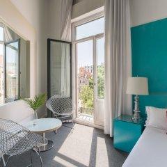 Отель Room Mate Laura Испания, Мадрид - отзывы, цены и фото номеров - забронировать отель Room Mate Laura онлайн балкон