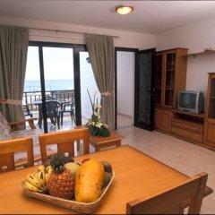 Апартаменты Cala Apartments 3Pax Bajo D Гинигинамар в номере