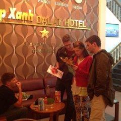 Tulip Xanh Hotel Далат гостиничный бар