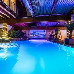 Отель Mauritius Hotel & Therme Германия, Кёльн - отзывы, цены и фото номеров - забронировать отель Mauritius Hotel & Therme онлайн бассейн