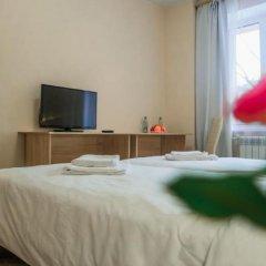 Гостиница ОК Стандартный номер с разными типами кроватей фото 14
