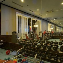 Отель Vikingen Infinity Resort & Spa - All Inclusive фитнесс-зал