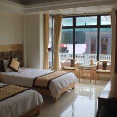 Sapa Snow Hotel комната для гостей фото 5