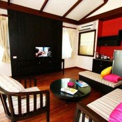 Курортный отель Aonang Phu Petra Resort Ао Нанг комната для гостей фото 3