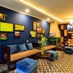 Sapa Mimosa Hotel интерьер отеля фото 2