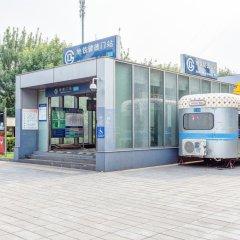 Отель Beijing Eletel Apartment Китай, Пекин - отзывы, цены и фото номеров - забронировать отель Beijing Eletel Apartment онлайн фото 11