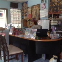 Отель Wandee Guesthouse Koh Tao Таиланд, Остров Тау - отзывы, цены и фото номеров - забронировать отель Wandee Guesthouse Koh Tao онлайн интерьер отеля