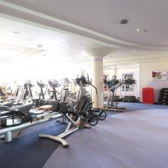 Гостиница Azimut Moscow Olympic фитнесс-зал фото 4