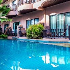 Отель Nipa Resort бассейн фото 2