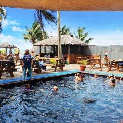Отель Smugglers Cove Beach Resort and Hotel Фиджи, Вити-Леву - отзывы, цены и фото номеров - забронировать отель Smugglers Cove Beach Resort and Hotel онлайн фитнесс-зал фото 2