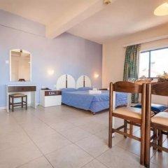 Отель Crown Resorts Elamaris Протарас комната для гостей фото 3