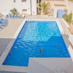 Отель Apartamentos Sun Beach бассейн