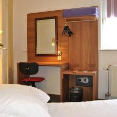 Отель Hôtel Passerelle Liège Бельгия, Льеж - отзывы, цены и фото номеров - забронировать отель Hôtel Passerelle Liège онлайн сейф в номере