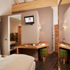 Hotel Valacia Долина Валь-ди-Фасса удобства в номере